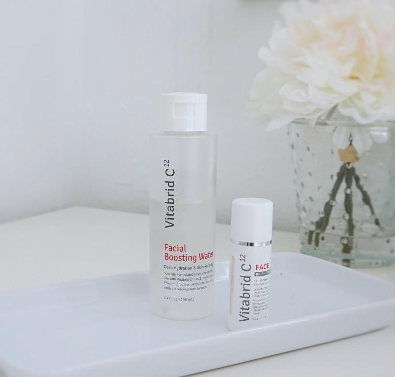 Vitabrid Face Brightening Powder & Facial Boosting Water reviews