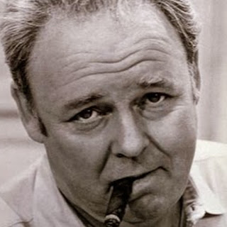 Carroll O'Connor (1924-2001) as Archie Bunker