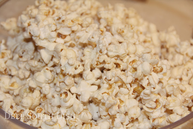 Homemade buttered popcorn, made the old fashioned way, in a pot on the stovetop, can truly bring folks together. Make some and see where it takes you!