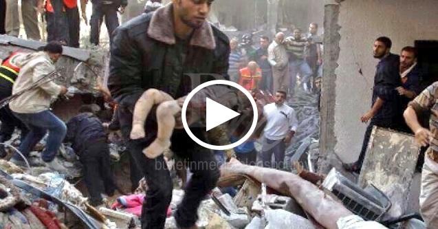 [VIDEO] KUASA ALLAH, BAYI PALESTIN HIDUP KEMBALI SETELAH DIBOM ISRAEL. VIDEO INI SELALU DIPADAM. Sama Sama Kita Sebut ALLAHUAKBAR ! Share Jika Bermanfaat