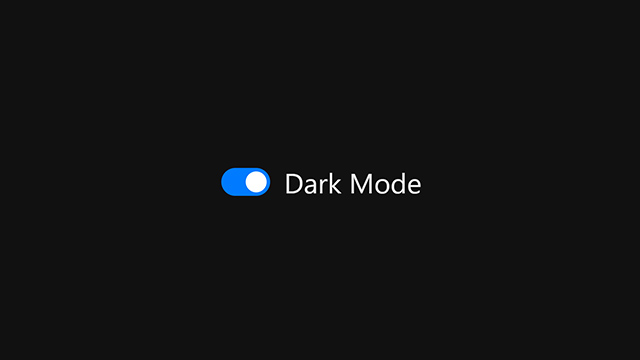 Auto Dark Mode AMP Blogger Dengan prefers-color-scheme