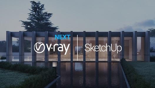 V-Ray Next Build 4.20.03 for SketchUp 2016-2020