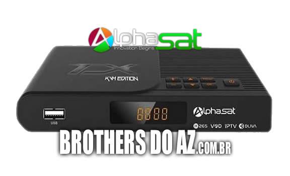 Alphasat TX Solução para SKS 63W- 01/03/2021