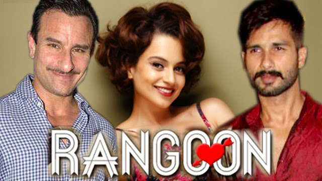 Rangoon Movie Poster Images