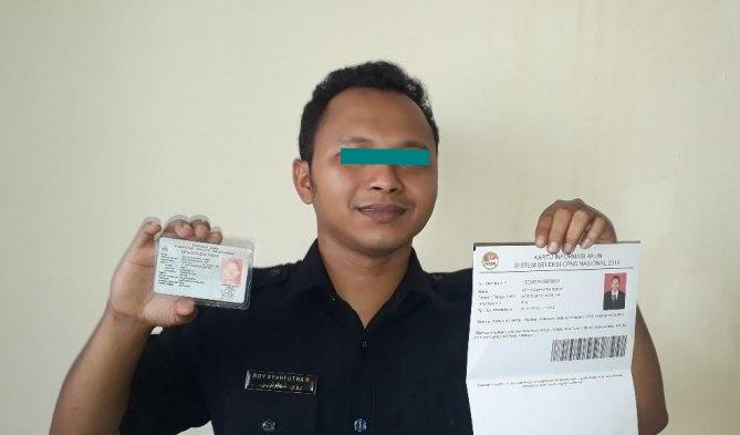 Swafoto untuk Pendaftaran CPNS