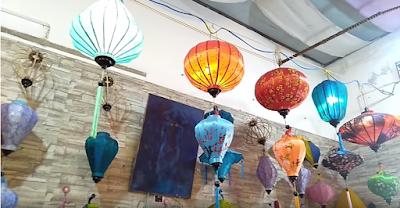 Lantern celebration For Lunar New Year