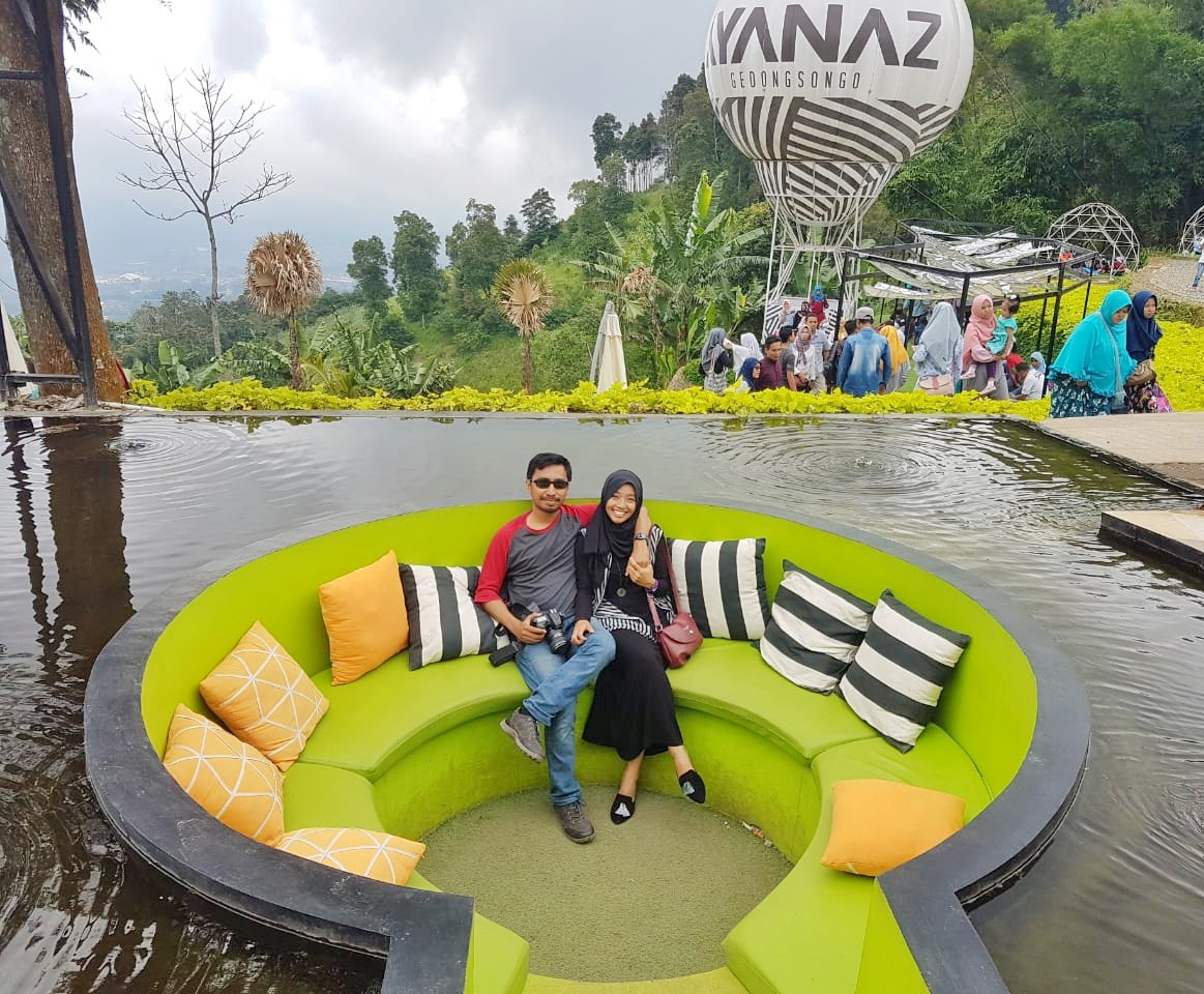 Jangan ke Ayanaz Gedong Songo Pas Long Weekend - jet on vacation