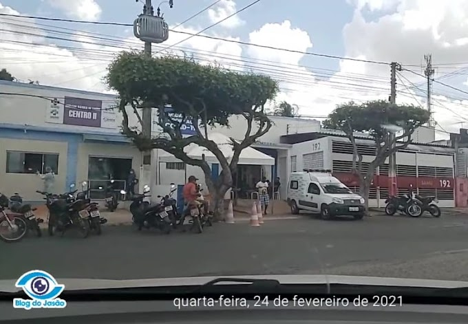 Breve relato de como fui atendido no hospital de covid-19 de João Câmara