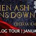 Blog Tour Kick-Off: When Ash Rains Down by Cecelia Earl!