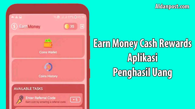 Earn Money Cash Rewards