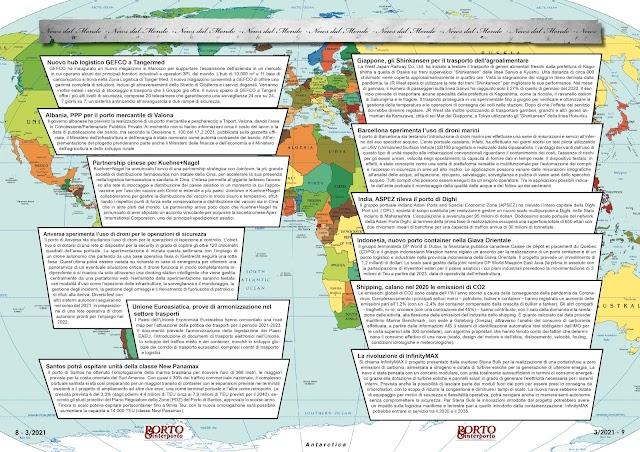 MARZO 2021 PAG. 8 - NEWS DAL MONDO
