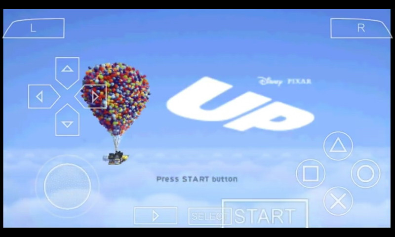 Download Game UP ISO
