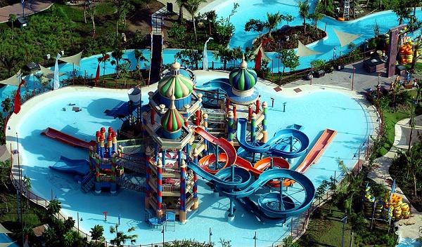 tempat wisata di Surabaya Ciputra Waterpark
