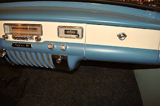 1952 Dodge Royal Convertible Dashboard