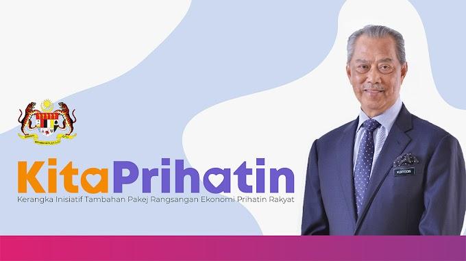 PM Umum Bantuan Tambahan BPN 2.0 dan Geran Khas Prihatin