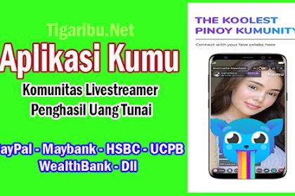 Aplikasi Kumu, Komunitas Livestreamer Penghasil Uang Tunai