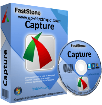 FastStone Capture 8.4 Full Version + Serial Key + Portable