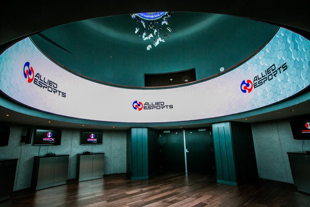 Amerika HyperX Esports Arena Las Vegas 4