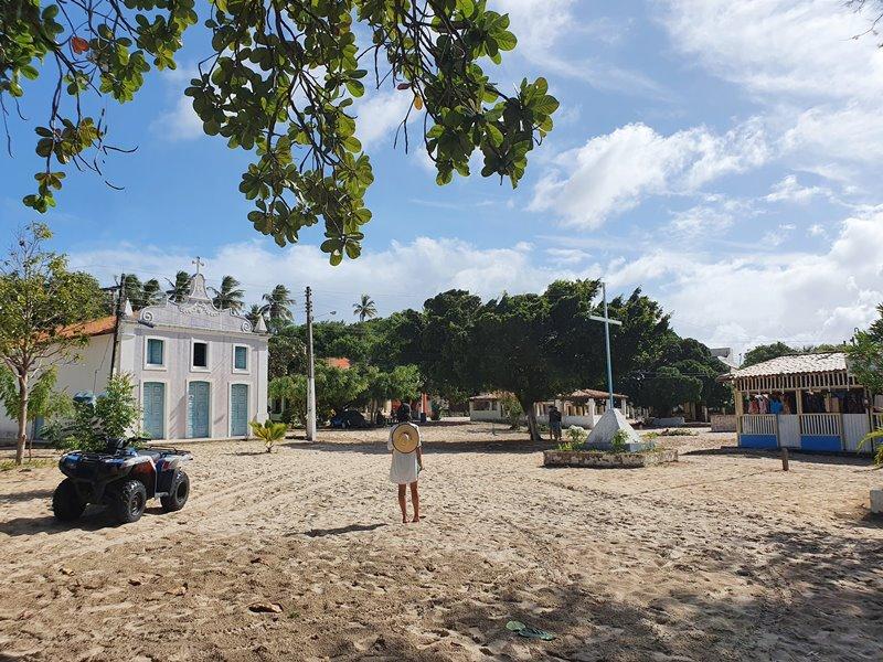 Vila de Mangue Seco