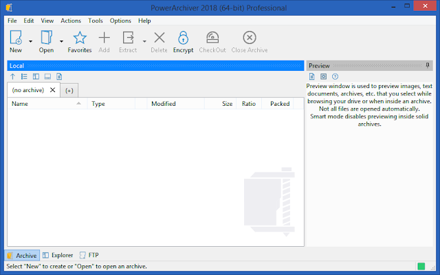 PowerArchiver 2018 18.01.04 { Latest }