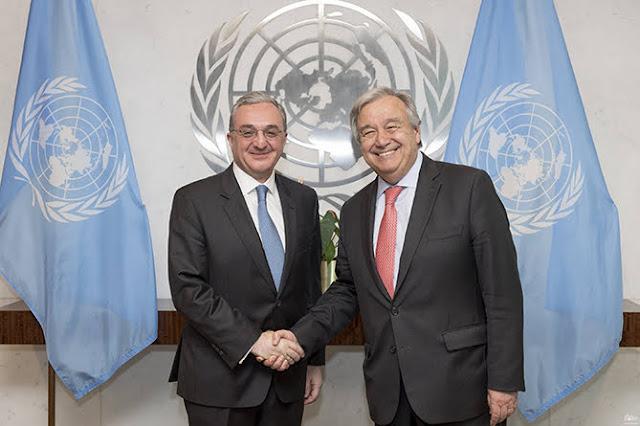 Armenia dice si alto el fuego ONU