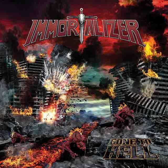 """Το single των Immortalizer """"Gone To Hell"""""""