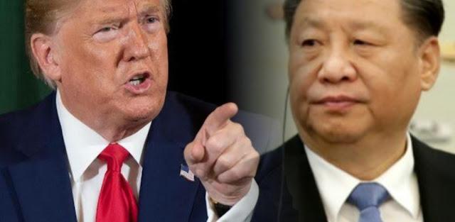 Situasi Amerika Parah Diterjang Corona, Trump Ancam Hukum China