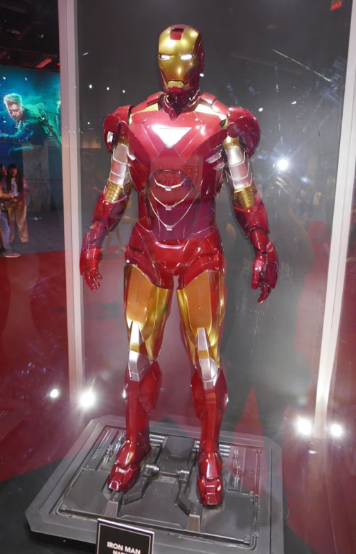 Iron Man Mark VI armour