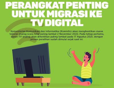 Cara Cari Channel TV Digital Pakai STB