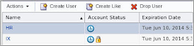 Administering User Accounts and Security