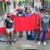 En Pereira los artesanos sacaron el trapo rojo