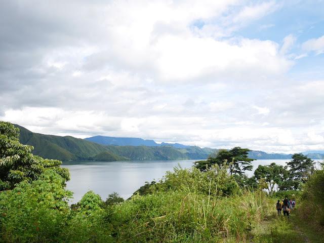 Silimalombu Village, Danau Toba