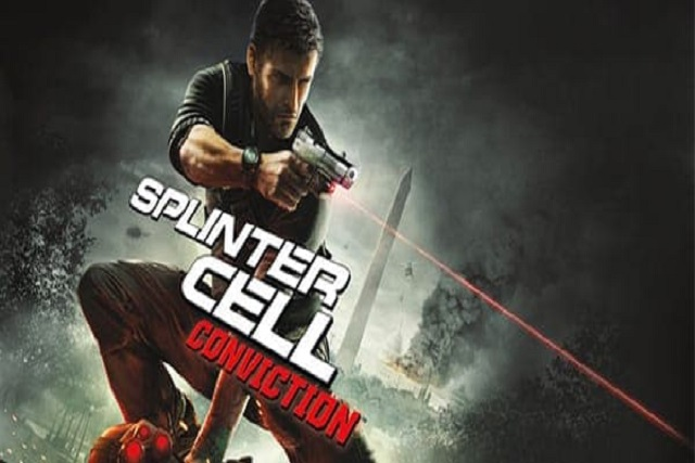 Tom Clancy's Splinter Cell Conviction تحميل مجانا