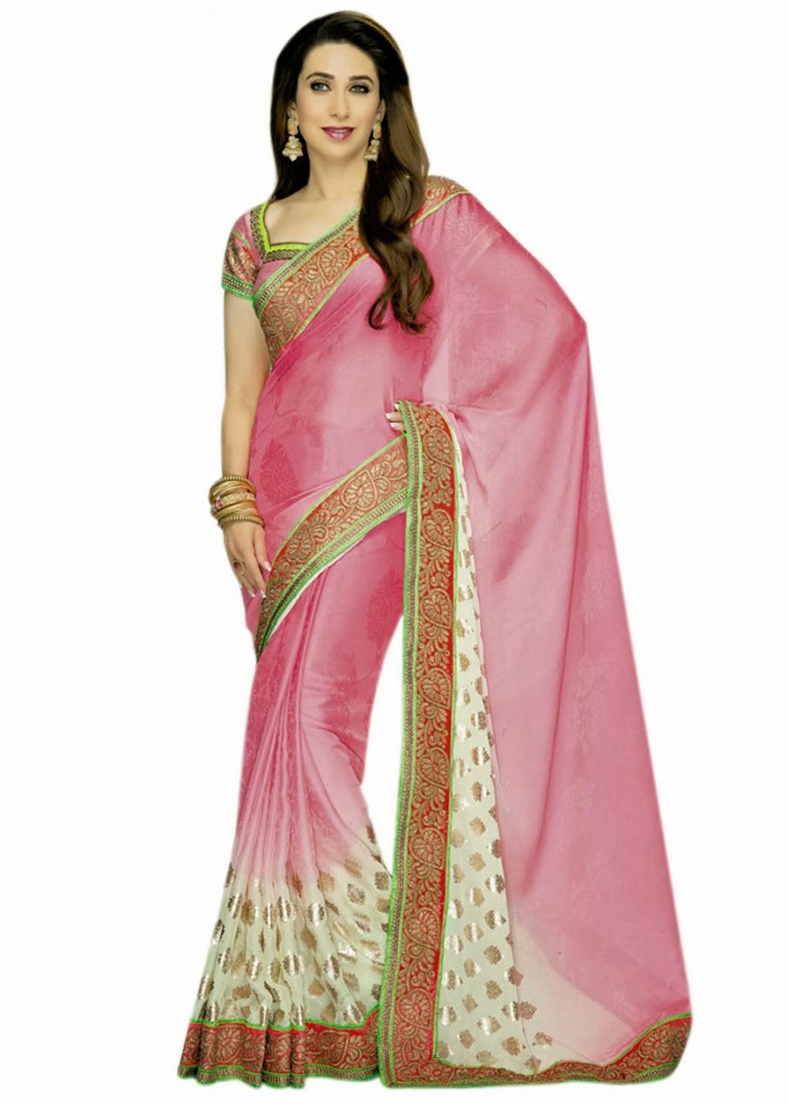 Indian Traditional Dress Saree Or Sari For Women