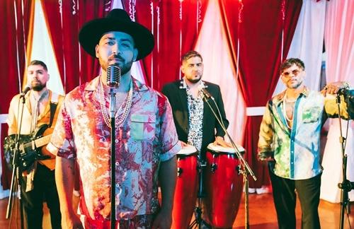 Castigo | Los Rivera Destino & Pedro Capo Lyrics