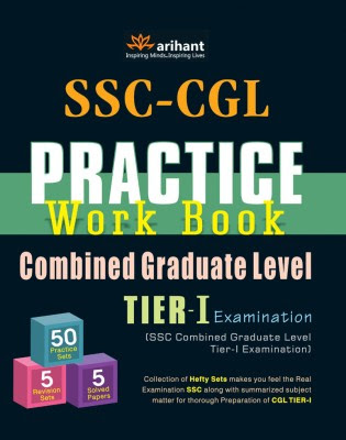 SSC CGL 50 Practice Wcombined Graduate Level Tier-I Examination (English) 1st Edition