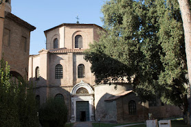 The Basilica of San Vitale in Ravenna is a UNESCO world heritage site