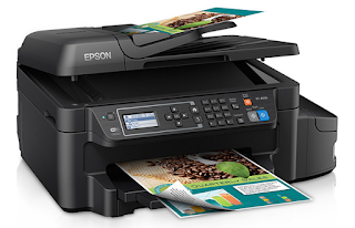 Epson Workforce ET-4550 Driver Windows, Mac, Linux