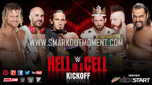 WWE Hell in a Cell 2015 Pre-Show Kickoff Match