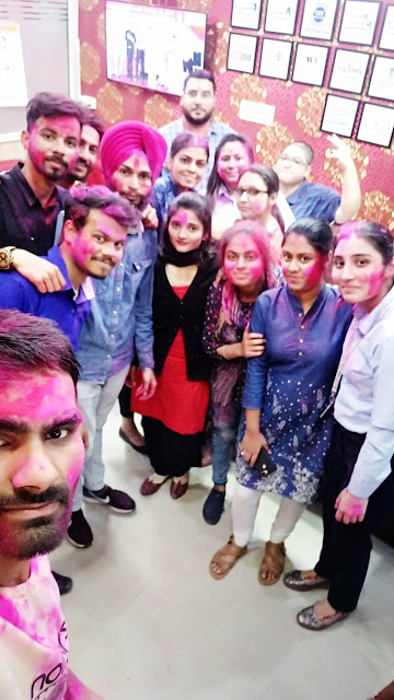 Holi Celebrations | ThinkNEXT Technologies Private Limited