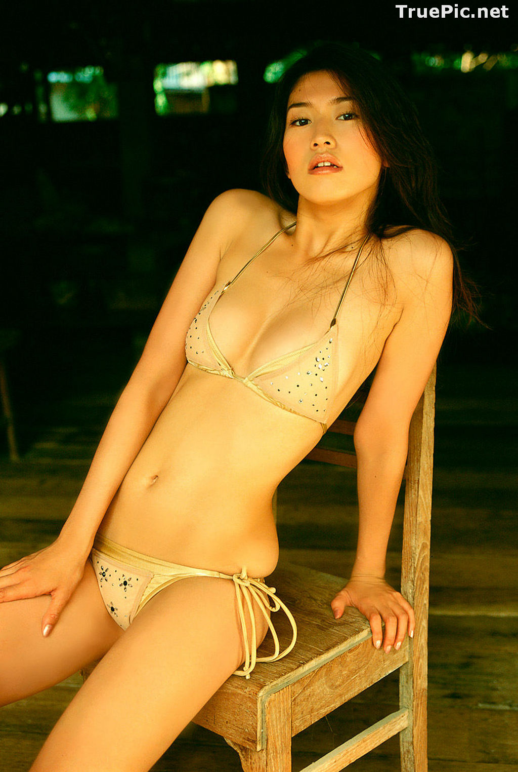 Image Japanese Gravure Idol - Chisato Morishita - Paradise Of Eros Photo - TruePic.net - Picture-10