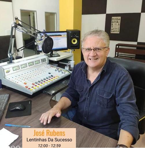 O Programa as Lentinhas é um dos programas mais ouvido da Rádio Sucesso de Barbacena Fm. Apresentado pelo Radialista e Diretor da rádio, José Rubens Albuquerque, é uma das mais conhecidas vozes do rádio em Barbacena e fundou a emissora. Com 58 anos, ele começou a trabalhar com locução aos 14 anos.