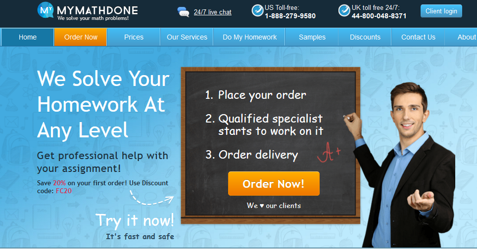 Best Homework Help Websites: Mymathdone.com Review. Get your math ...