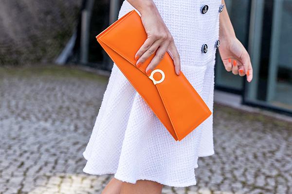 Oksana Tandit leather bag
