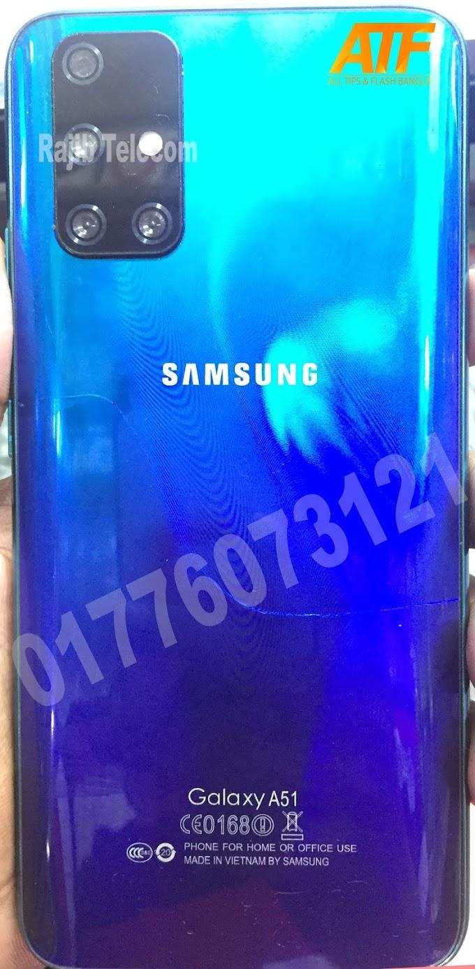 Samsung Clone A51 Flash File | Firmware