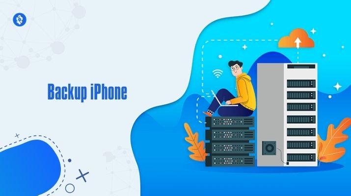 Cara Backup iPhone: Mencadangkan Data iPhone