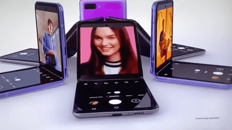 Samsung Luncurkan Ponsel Lipat Terbaru Galaxy Z Flip