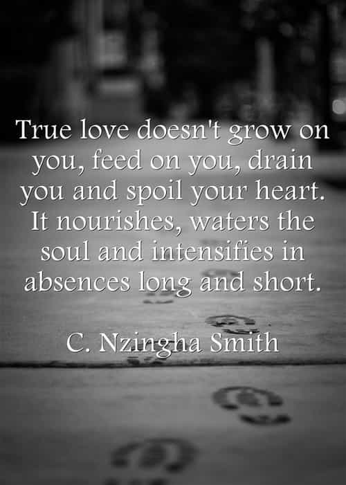 True love quotes and true love sayings