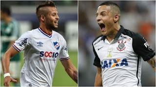 Nacional vs Corinthians