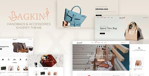 Best Handbags & Shopping Clothes Responsive Shopify Theme